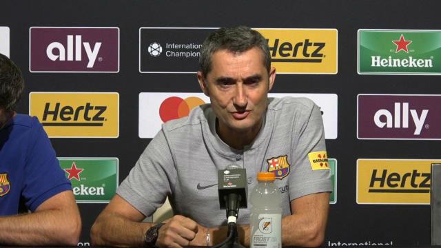Valverde no da por cerrada la plantilla
