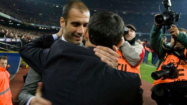Valverde lo tiene claro: Guardiola es el mejor, sin duda