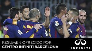Vea los goles del FC Barcelona - Deportivo (ES)