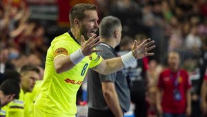 Víctor Tomàs no se mordió la lengua al analizar la decepción de la Champions