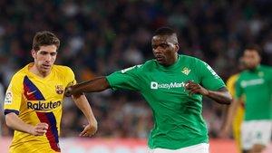 William Carvalho interesa al Leicester