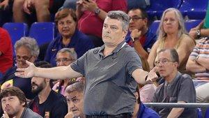 Xavi Pascual analizó el sorte de la Champions League