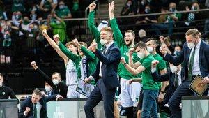 El Zalgiris lleva cuatro de cuatro en la Euroliga
