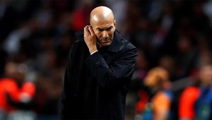 Zidane empieza a generar dudas
