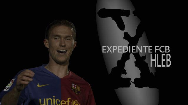 Los expedientes X del Barça  Hleb d2b227949ef34