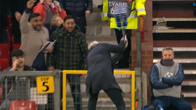 """José Mourinho: """"Quiero un trabajo como el de Solskjaer"""""""
