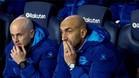 """Abelardo: """"Mis jugadores lo darán todo ante el Real Madrid"""""""
