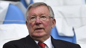 Alex Ferguson, acusado de amañar un partido en la Champions League