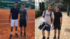 Arsan Arashov se había fotografiado los dos últimos días con Novak Djokovic y Andy Murray