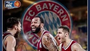 El Bayern completó el elenco de la Euroliga como campeón de Alemania