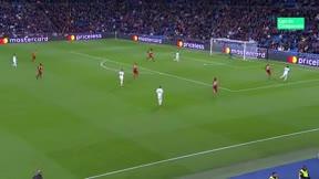 Benzema marcó un doblete y superó a Di Stefano