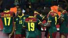 Camerún celebró su victoria que le da el pase a la final