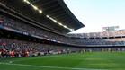 El Camp Nou presentará un lleno en el clásico