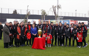 Chile celebró la Copa América