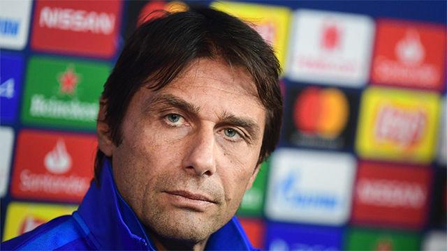 Conte: El Barça jugará sin mucha presión