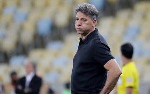 Desde el 2016, Renato es técnico de Gremio