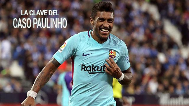 El detalle que puede marcar el futuro de Paulinho en el Barça