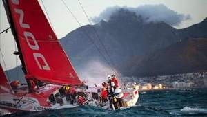 Dongfeng asciende al primer puesto en la Volvo Ocean Race