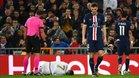 Eden Hazard no ha podido acabar el Real Madrid - PSG de la Champions League