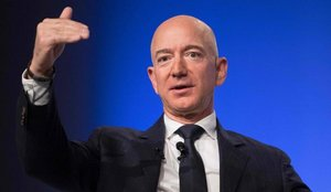 Esta es la aberrante cantidad de dinero que gana Jeff Bezos, dueño de Amazon, en solo 6 segundos