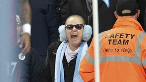 Fred fue objeto de insultos y gestos racistas en el Manchester City - Manchester United