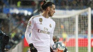 Gareth Bale volvió a hacer un partido muy discreto ante el Alavés