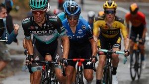 El Giro 2020 sigue su camino