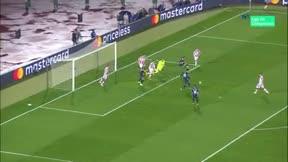 El gol más loco de la jornada (y quizás de la temporada) lo marcó Lo Celso