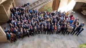El Govern, las federaciones deportivas catalanas y la UFEC en la reunión sobre la nueva ley del deporte
