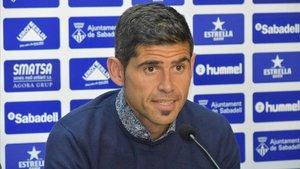 El Sabadell renueva a Antonio Hidalgo hasta 2022
