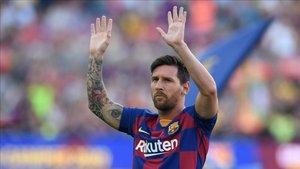 La Juve también quiere a Messi en sus filas