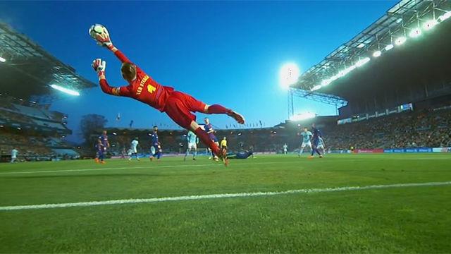 LALIGA | Celta - FC Barcelona (2-2): El paradón de Ter Stegen
