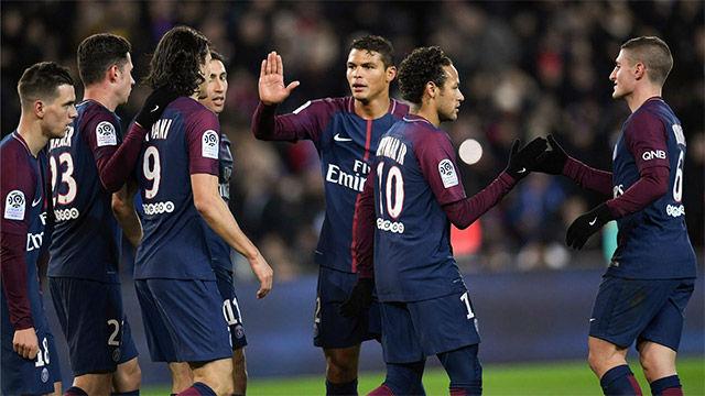 LALIGA FRANCIA   PSG - Dijon (8-0)