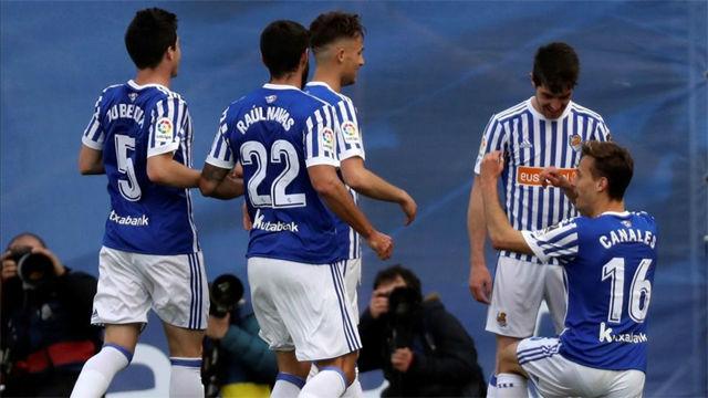 LALIGA | Real Sociedad - Girona (5-0)