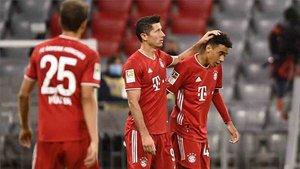 Los aficionados del Bayern han devuelto sus entradas