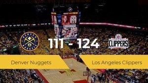 Los Angeles Clippers se lleva la victoria frente a Denver Nuggets por 111-124