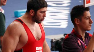 El luchador Modzmanashvili pierde su medalla de plata de Londres 2012