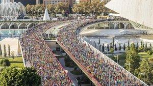 Maraton de Valencia Fundación Trinidad Alfonso, elegido mejor evento por los corredores