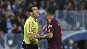 Martínez Munuera volverá a pitar al Barcelona