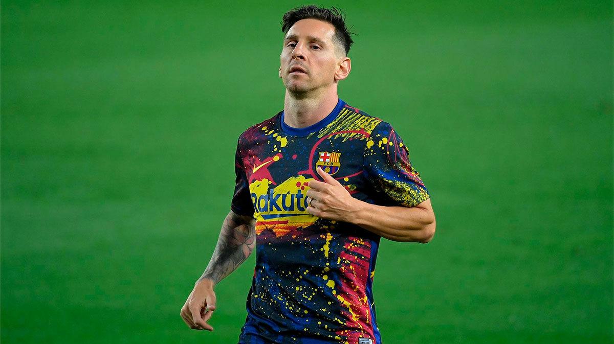 Minguella: Messi no se ha planteado irse
