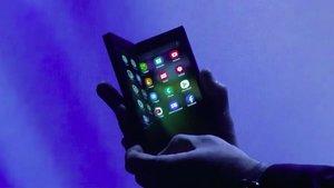 El móvil plegable de Samsung será el más caro de toda su historia