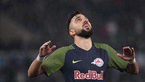 Munas Dabbur, máximo goleador de la Europa League, será la nueva incorporación del Sevilla