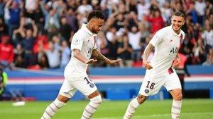 Neymar celebra su tanto con el PSG con un baile frenético en Instagram Stories | Mundo D - La Voz