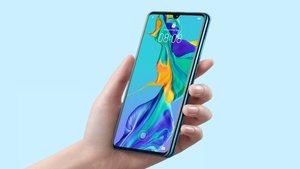El nuevo Huawei P30