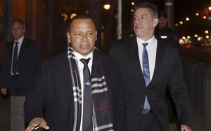 El padre de Neymar reconoció en la Audiencia Nacional una oferta de 190 millones