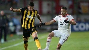 Peñarol quedó fuera de la Copa Libertadores
