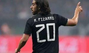 Pizarro será una de las ausencias del Tricolor
