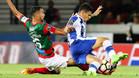 El Porto sufrió un inesperado tropiezo