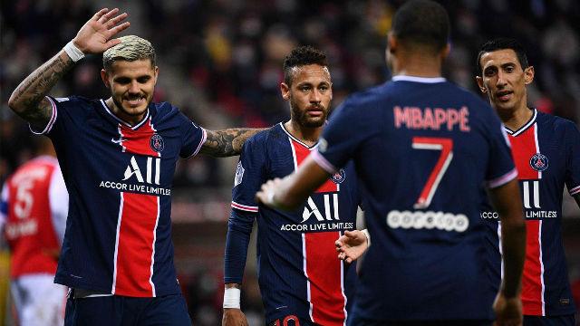 El PSG vence en el retorno de Neymar