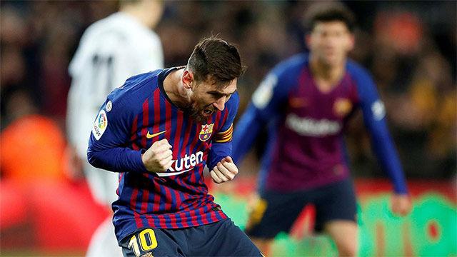 La rabia contenida de Messi: pocas veces celebró un gol así